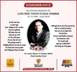 remembrance-late-shri-vinod-kumar-gomber-ad-times-of-india-delhi-14-02-2021