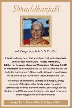 shraddhanjali-smt-pushpa-nanchachal-ad-times-of-india-delhi-06-02-2021