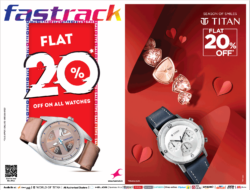 titan-fastrack-flat-20%-off-on-all-watches-ad-times-of-india-delhi-06-02-2021