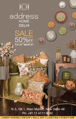 address-home-delhi-sale-upto-50%-off-ad-delhi-times-20-03-2021