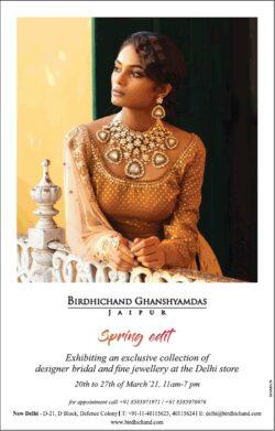 birdhichand-ghanshyamdas-jaipur-exhibiting-designer-bridal-and-fine-jewellery-ad-delhi-times-20-03-2021