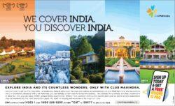 club-mahindra-we-cover-india-you-discover-india-ad-times-of-india-mumbai-07-03-2021