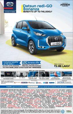 Datgun-Redi-Go-Starts-At-2-86-Lakhs-Ad-Delhi-Times-04-03-2021