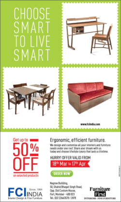 fci-india-furniture-50%-off-ad-bombay-times-19-03-2021
