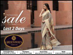 greenways-the-finest-saree-sale-last-2-days-ad-delhi-times-27-03-2021