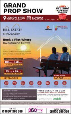 hill-estate-plots-grand-peop-show-ad-delhi-times-13-03-2021