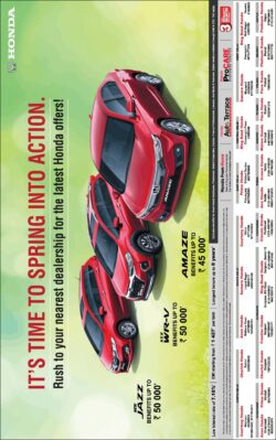 honda-its-time-to-spring-into-action-ad-delhi-times-10-03-2021