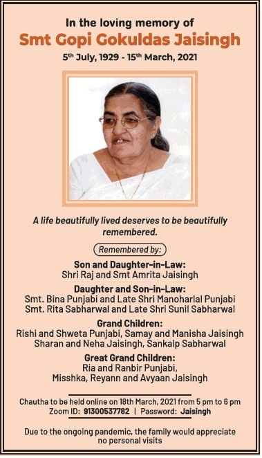 in-loving-memory-of-smt-gopi-gokuldas-jaisingh-ad-times-of-india-mumbai-18-03-2021