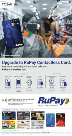 ncpi-rupay-card-contactless-card-ad-times-of-india-mumbai-02-03-2021