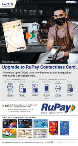 npci-upgrade-to-rupay-contactless-card-ad-times-of-india-mumbai-30-03-2021