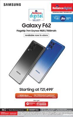 reliance-digital-select-galaxy-f62-ad-times-of-india-delhi-27-02-2021
