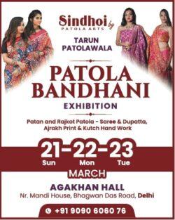 sindhoi-by-patola-arts-patola-bandhani-exhibition-ad-delhi-times-21-03-2021