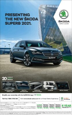 skoda-presenting-the-new-skoda-superb-2021-ad-times-of-india-mumbai-12-03-2021