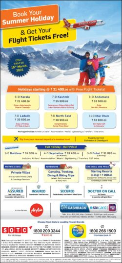 Sotc-Book-Your-Summer-Holiday-Ad-Times-Of-India-Delhi-04-03-2021