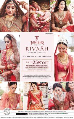 tanishq-presents-rivaah-wedding-jewellery-ad-times-of-india-delhi-11-03-2021