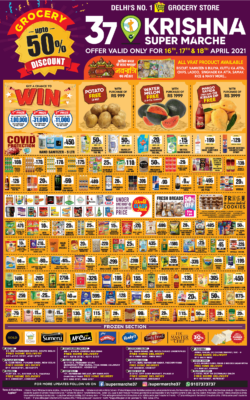 37-krishna-super-marche-grocery-upto-50%-discount-ad-delhi-times-18-04-2021