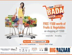 big-bazaar-sabse-bada-offer-free-500-worth-of-fruits-and-vegetable-on-shopping-of-2500-ad-times-of-india-mumbai-02-04-2021