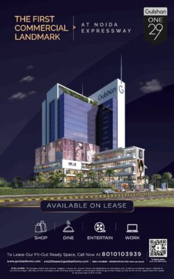 gulshan-one-29-the-first-commercial-landmark-at-noida-expressway-ad-delhi-times-10-04-2021