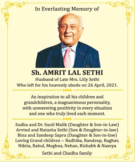 in-everlasting-memory-of-sh-amrit-lal-sethi-ad-times-of-india-delhi-29-04-2021