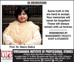 in-memoriam-prof-dr-neeru-nakra-ad-times-of-india-delhi-30-04-2021