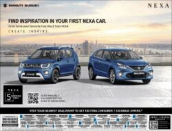 maruti-suzuki-ignis-baleno-find-inspiration-in-your-first-nexa-car-ad-delhi-times-17-04-2021