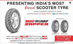 mrf-nylogrip-zapper-presenting-indias-most-loved-scooter-tyre-ad-times-of-india-mumbai-24-04-2021