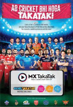 mxtakatak-indias-leading-short-video-app-ab-cricket-bhi-hoga-takatak-ad-times-of-india-mumbai-08-04-2021