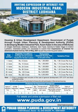 punjab-urban-planning-and-development-authority-ad-times-of-india-delhi-10-04-2021