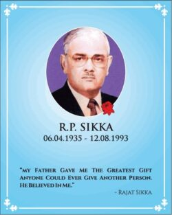 remembrance-r-p-sikka-by-rajat-sikka-ad-times-of-india-delhi-06-04-2021