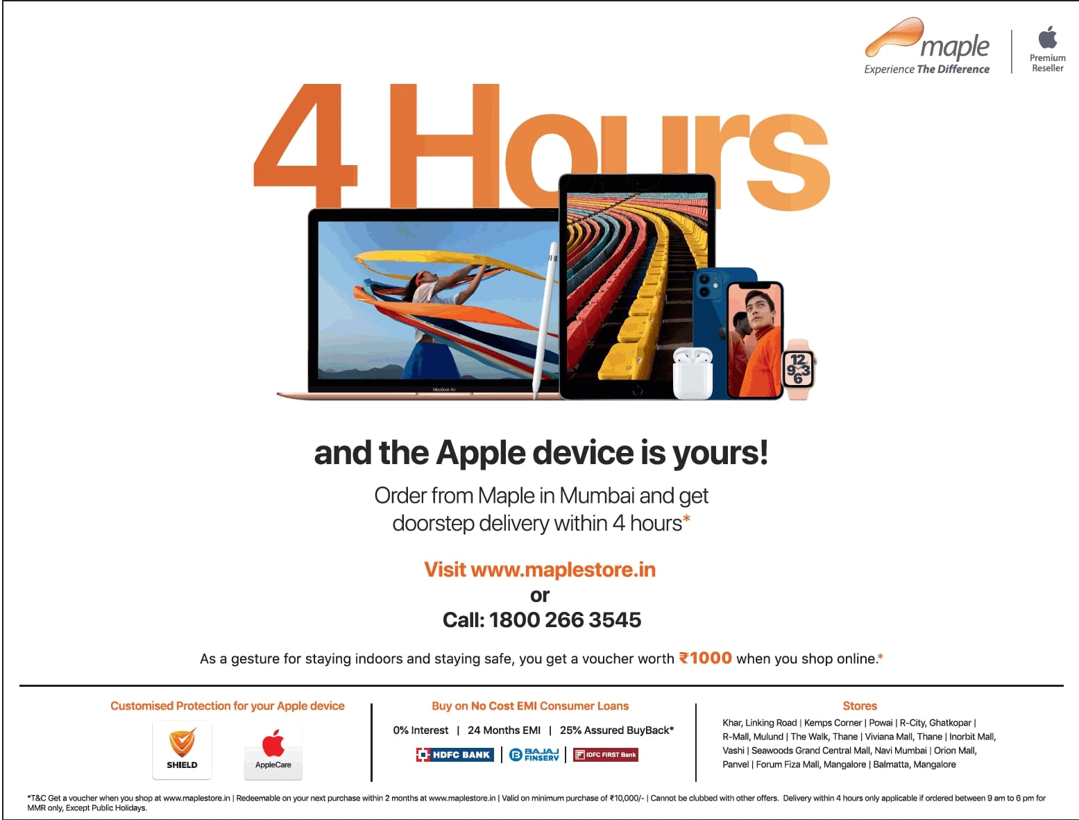 Apple-4-Hours-And-The-Apple-Device-Is-Yours-Ad-Bombay-Times-15-05-2021