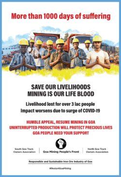 goa-mining-peoples-front-more-than-1000-days-of-suffering-ad-times-of-india-delhi-04-05-2021