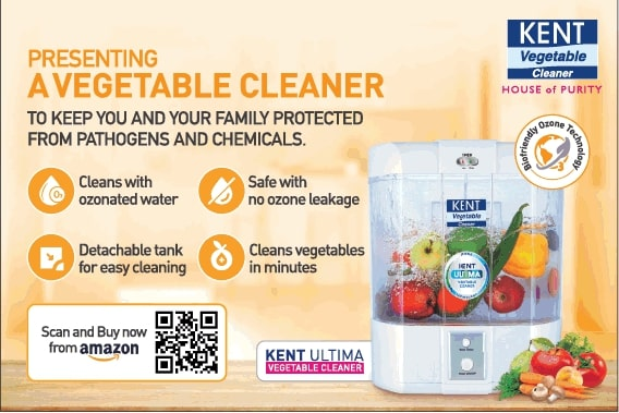 kent-vegetable-cleaner-presenting-a-vegetable-cleaner-ad-times-of-india-mumbai-26-05-2021