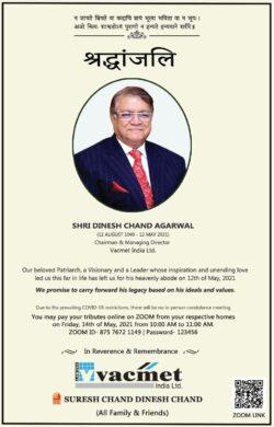 shraddhanjali-shri-dinesh-chand-agarwal-vacmet-india-limited-ad-times-of-india-delhi-14-05-2021