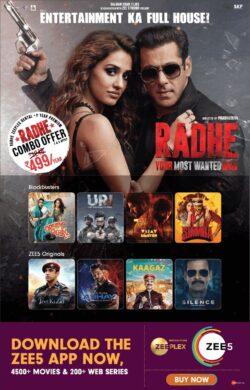 zeeplex-zee5-entertainment-ka-full-house-ad-times-of-india-mumbai-22-05-2021
