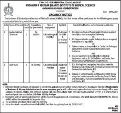 andaman-and-nicobar-islands-institute-of-medical-sciences-vacancy-notice-ad-times-of-india-delhi-08-06-2021