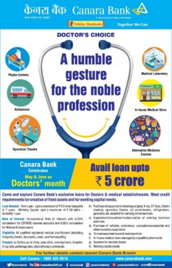 canara-bank-doctors-choice-a-humble-gesture-for-the-noble-profession-ad-times-of-india-delhi-04-06-2021