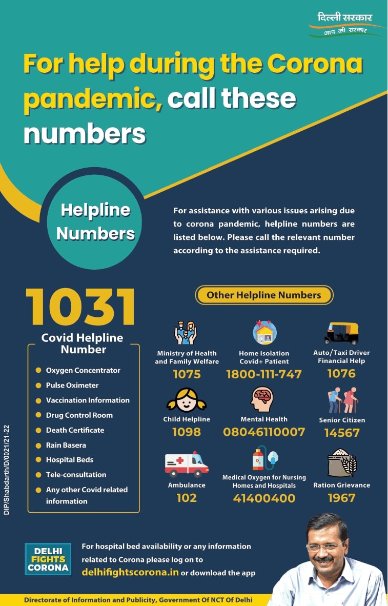 delhi-sarkar-for-help-during-the-corana-pandemic-call-these-numbers-1031-ad-times-of-india-delhi-02-06-2021