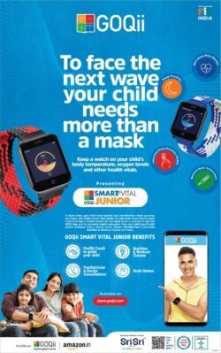 goqii-to-face-the-next-wave-your-child-needs-more-than-a-mask-ad-times-of-india-mumbai-05-06-2021