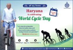 haryana-is-celebrating-world-cycle-day-3rd-june-ad-tribune-chandigarh-3-6-2021