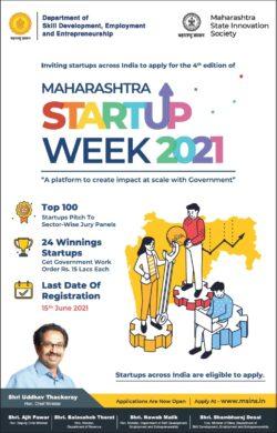 maharashtra-state-innovation-society-start-up-week-2021-ad-times-of-india-mumbai-04-06-2021