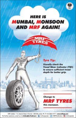 mrf-tyres-here-is-mumbai-monsoon-and-mrf-again-ad-times-of-india-mumbai-05-06-2021