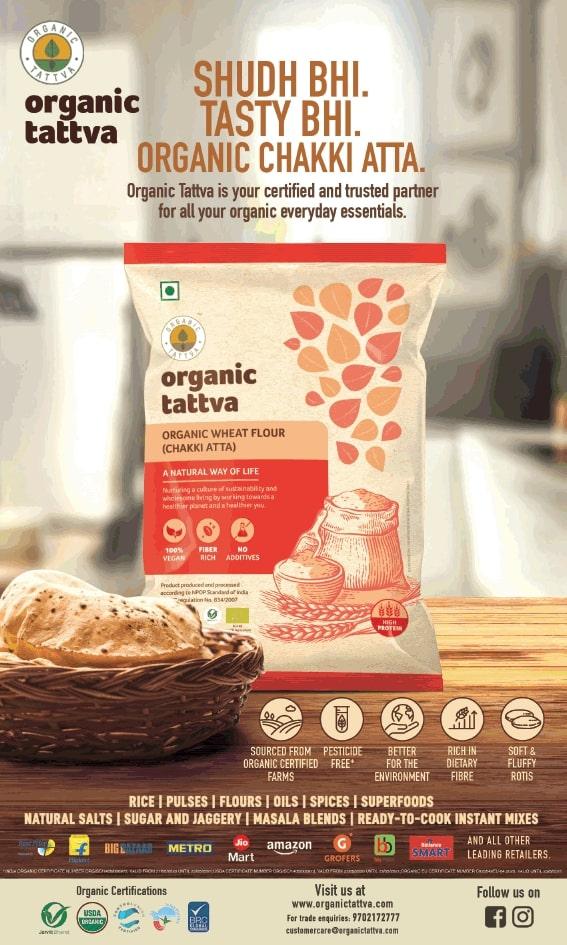 organic-tattva-shudh-bhi-tasty-bhi-organic-chakki-atta-ad-times-of-india-mumbai-30-05-2021
