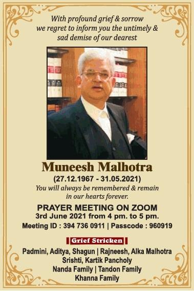 sad-demise-muneesh-malhotra-ad-times-of-india-delhi-03-06-2021