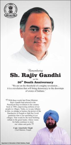 shri-rajiv-gandhi-30th-death-anniversary-ad-tribune-chandigarh-21-5-2021