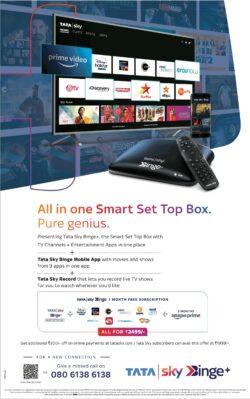 tata-sky-binge-plus-all-in-one-smart-set-top-box-pure-genius-ad-delhi-times-05-06-2021