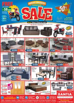 bantia-furnitures-indias-biggest-furniture-sale-50%-off-today&-tommorrow-only-ad-deccan-chronicle-hyderabad-10-7-2021
