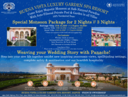 buena-vista-luxury-garden-spa-resort-jaipur-special-monsoon-packages-ad-times-of-india-jaipur-10-7-2021