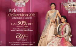 ctc-mall-bridal-collection-2021-lehengas-&-gowns-flat-50%-off-ad-times-of-india-delhi-10-7-2021