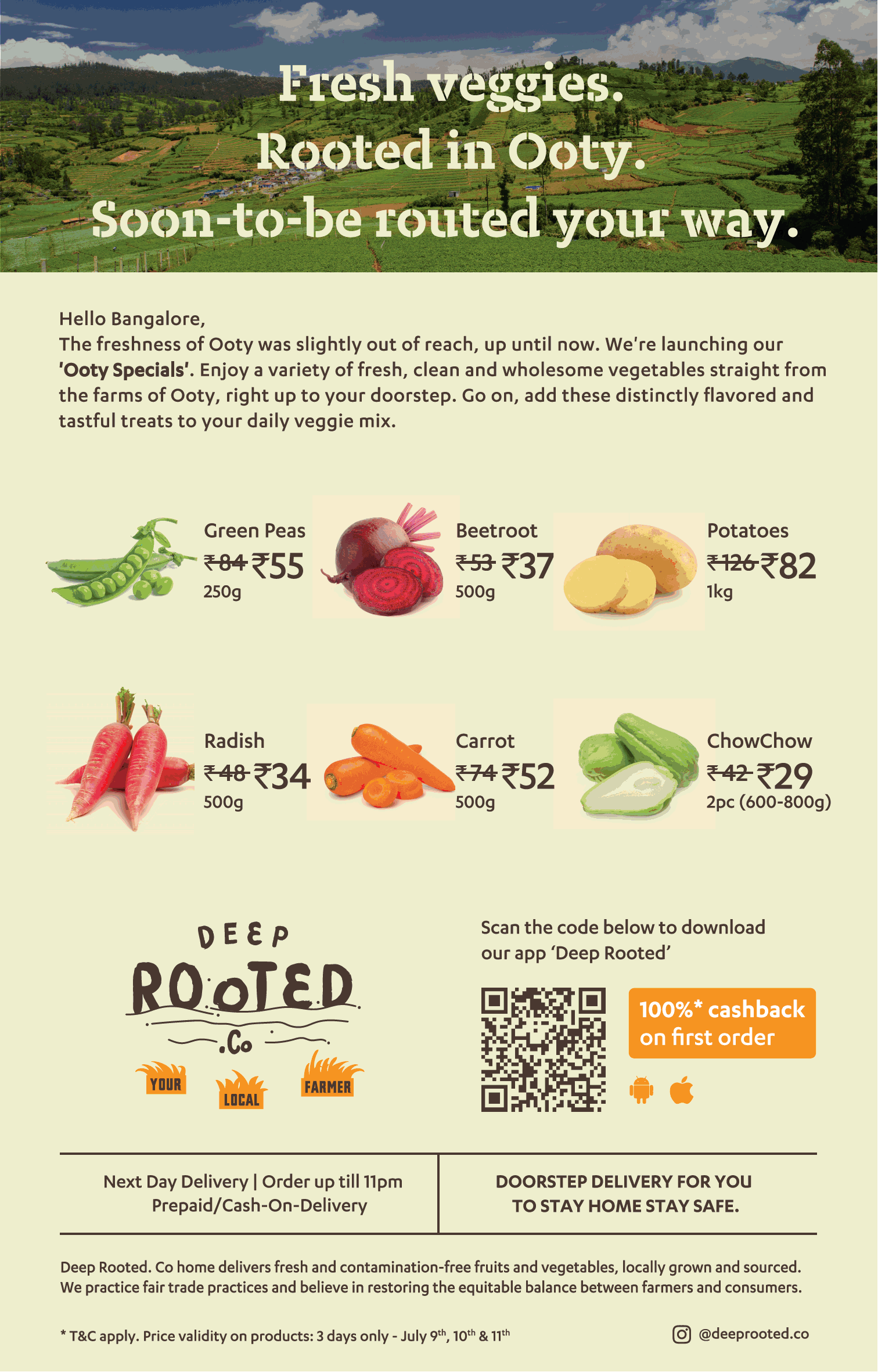 deep-rooted-co-fresh-veggies-rooted-in-ooty-soon-to-be-routed-your-way-ad-times-of-india-bangalore-9-7-2021