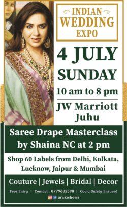 indian-wedding-expo-4-july-sunday-jw-marriott-juhu-ad-bombay-times-03-07-2021